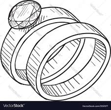 wedding rings how to draw a ring design ring drawing easy