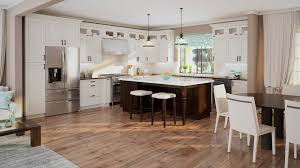 Kitchens With Antique White Cabinets by Shaker Antique White Cabinets Lifedesign Home