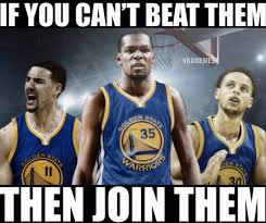 kevin durant memes hilarious reactions to him leaving okc for