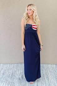 stars stripes maxi dress from three bird nest providing retail