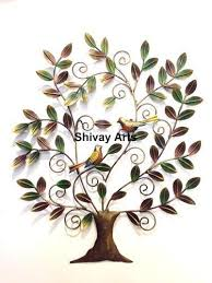 Metal Tree Wall Decor Wall Decor Wholesale Trader From Jaipur