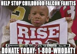 Saints Falcons Memes - post a pic gif of how it feels to be an atlanta falcons fan