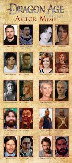 Meme Origins - dragon age origins actor meme by trixdraws on deviantart