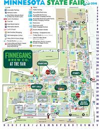 minnesota state fair map finnegans