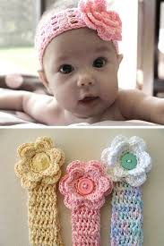 crochet baby headband crochet for children baby band tutorial baby projects