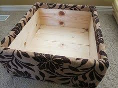 imparting grace ottoman made from a styrofoam cooler your best
