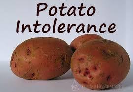 Root Vegetable Allergy - potato intolerance titus 2 homemaker