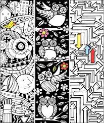 free printable coloring pages cute kids bookmarks usborne