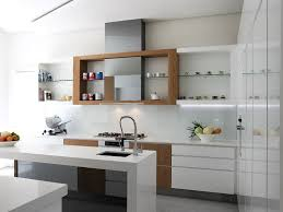 enthralling design a kitchen island counter with open shelves