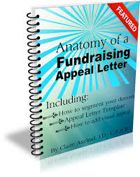 fundraising report template anatomy of a fundraising appeal letter plus sle template