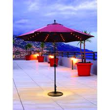 decorative outdoor umbrella lights special outdoor umbrella