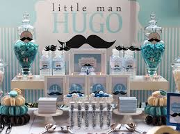 baby shower mustache theme baby shower themes that aren t tacky