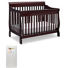 Canton 4 In 1 Convertible Crib Delta Childrens Canton 4 In 1 Convertible Crib In Espresso Cribs