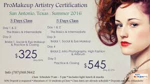 makeup artist schools in san antonio
