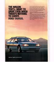 1987 Ford Escort Wagon 90 Best Vintage Ford Vehicle Ads Images On Pinterest Vehicles