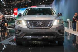 nissan midnight edition 2018 nissan pathfinder u0027s rear door alert reminds you that you used