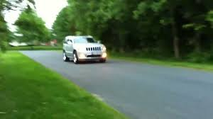 jeep banshee jeep srt8 banshee 0 60 and nasty exhaust note youtube