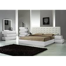 Bedroom Sets King Size Bed Amazon Com J U0026m Furniture 17853 K Palermo King Size Bedroom Set