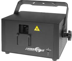laserworld pro 800rgb show laser light