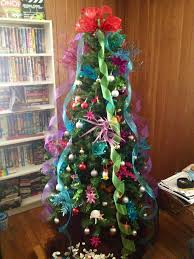 themed christmas decor mermaid themed christmas tree ahhhh my tree noël