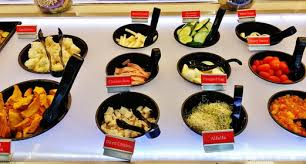 Buffet Salad Bar by Seasonal Salad Bar Toa Payoh Central 1 For 1 Main Course With