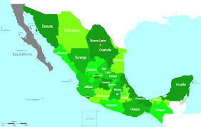 Queretaro Mexico Map by Vacation In Mexico At Map Of Mexico Resort Destinations