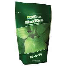 amazon com general hydroponics maxigro for gardening 2 2 pound