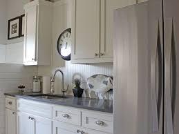 kitchen white beadboard kitchen cabinets and 45 modern beadboard