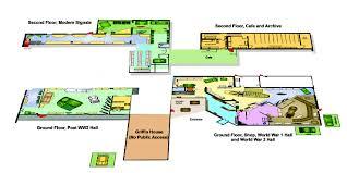 interactive floorplan interactive floorplan royal signals museum