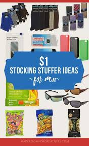 1 stocking stuffer ideas for men frugal christmas simple