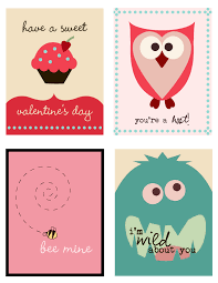 valentines day cards to print www bloomscenter com