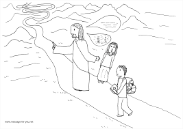 follow jesus coloring sheet at page eson me