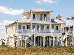 bugalow seaside bungalow beachfront in galveston tx sand n sea