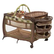 Changing Table For Pack N Play Winnie The Pooh Pack N Play With Bassinet And Changing Table