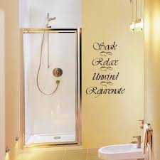 quote about bubble bath wall quotes picture more detailed picture about soak relax