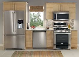 modern stainless steel kitchen awesome white cabinets with stainless steel refrigerator for