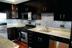 Black Glass Cabinet Doors Black Glass Kitchen Cabinets Aluminum Frame Glass Kitchen Doors