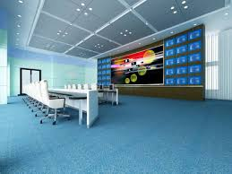 exclusive decorated control room 3d model cgtrader