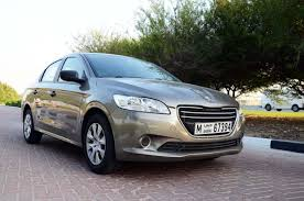 peugeot uae 2014 peugeot 301 review as good as basic gets drivemeonline com
