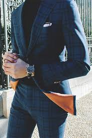 Mens Luxury Designer Clothes - 6 dapper ways to wear checkered suits plaid colour contrast and
