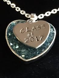 high school class necklaces 95 best senior 2017 images on graduation ideas high