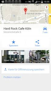 Offline Google Maps Anleitung Google Maps Unter Android Offline Verwenden Der Tutonaut