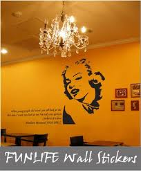 Marilyn Monroe Wall Decor Wall Decor Quotes By Marilyn Monroe Home Design Living Room