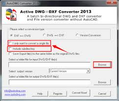 dwg to dxf converter dxf to dwg converter dwg version converter
