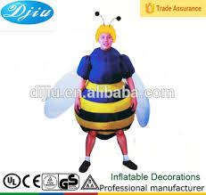 Honey Bee Halloween Costume Chub Bee Honeybee Inflatable Blow Color Body Halloween