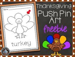 thanksgiving pin thanksgiving push pin freebie by miss hellen s hippos tpt