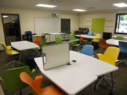 Student Desks For Classroom by Gvsu Study Activity Permissible Classrooms Lead To More Student