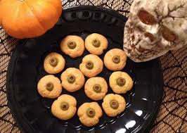 Eyeball Appetizers For Halloween by Recipe Halloween Cheddar Eyeball Appetizer Edible Long Island