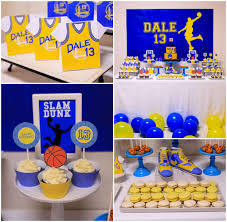 Basketball Centerpieces Basketball Party Food Basketball Party Theme Ideas Basketball