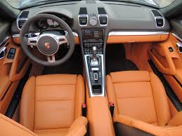 porsche boxster 2016 interior photo gallery 100 000 club ward u0027s 10 best interiors nominees